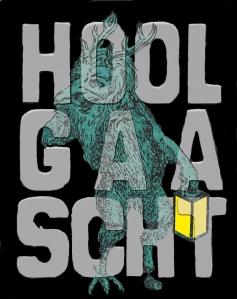 Hoolgaascht-schwarz-logo