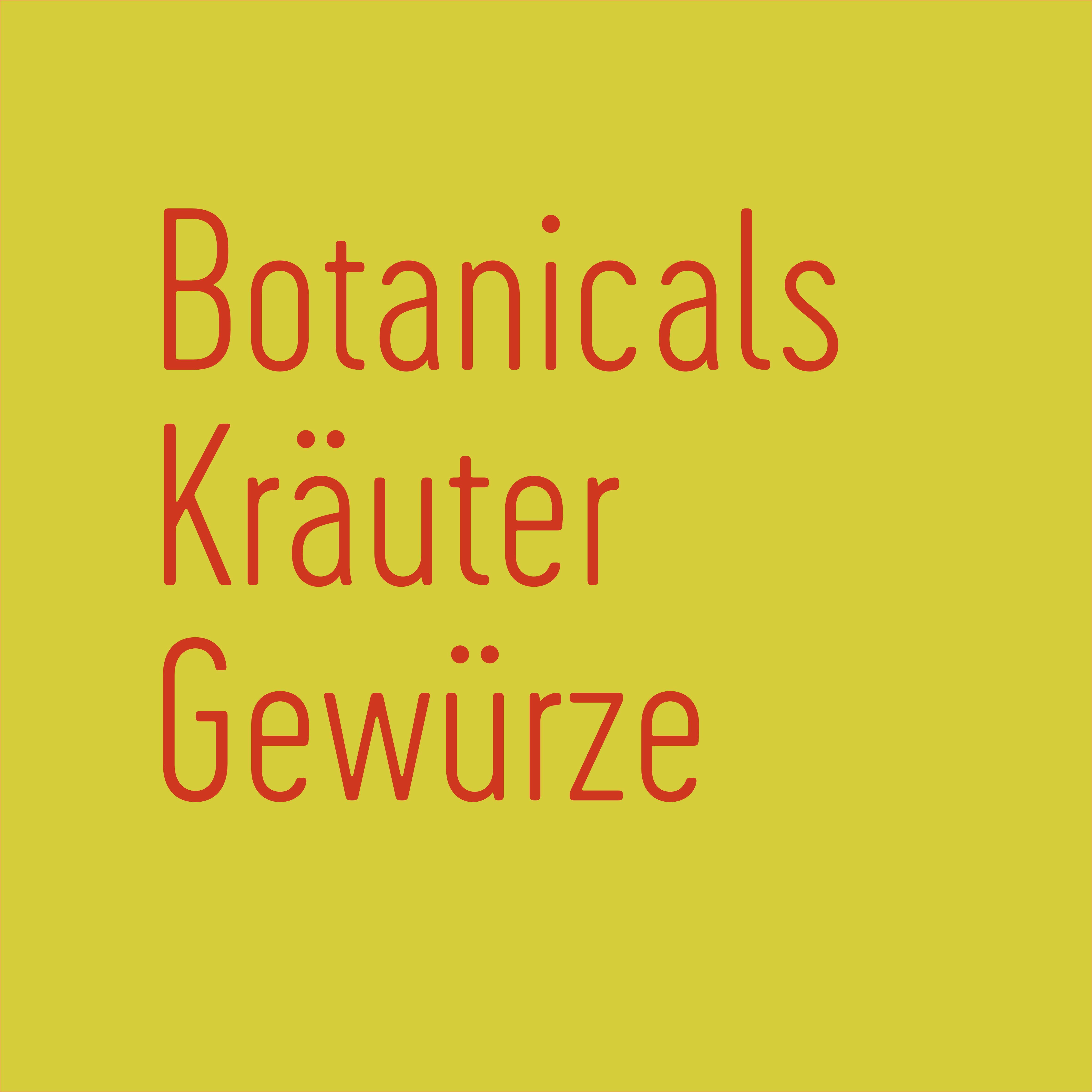 Botinicals