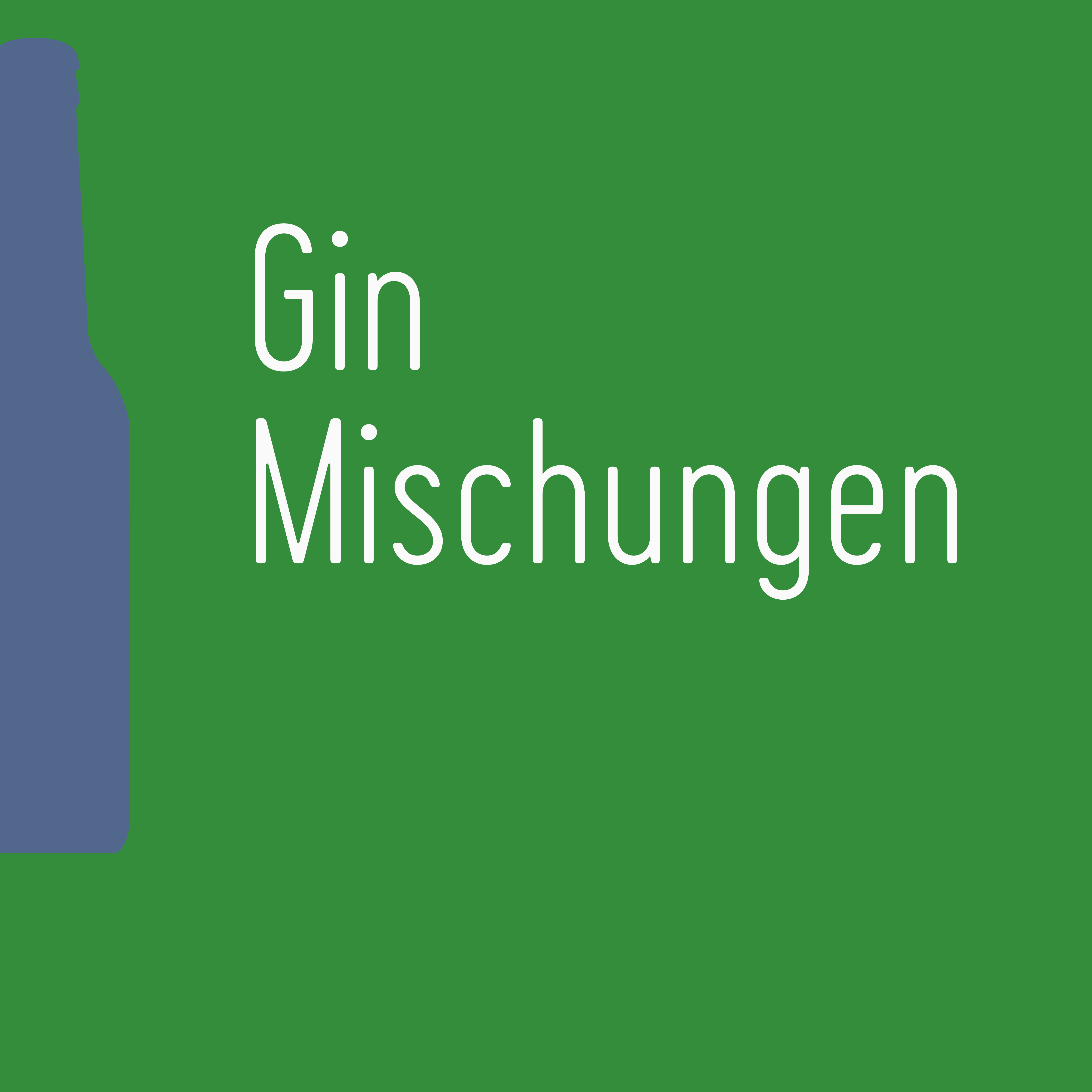 GinMischungen